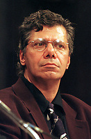 Musician Chick Corea testifies before a United States Senate panel in Washington, D.C. on the repression on members of the Church of Scientology in Germany on September 18, 1997.<br /> CAP/MPI/RS<br /> ©RS/MPI/Capital Pictures