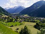 Oesterreich, Salzburger Land, Rauriser Tal, Rauris: Ferienort | Austria, Salzburger Land, Rauriser Valley, Rauris: resort