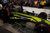 Verizon IndyCar Series<br /> Indianapolis 500 Qualifying<br /> Indianapolis Motor Speedway, Indianapolis, IN USA<br /> Saturday 20 May 2017<br /> Charlie Kimball, Chip Ganassi Racing Teams Honda<br /> World Copyright: Phillip Abbott<br /> LAT Images<br /> ref: Digital Image abbott_IndyQ-0517_19456