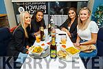 Ella Egan, Karina Sheehan, Tara and Ashley Clifford enjoying the evening in Benners Hotel on Saturday.