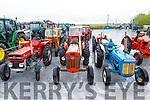 Abbeydorney Vintage Tractor and Car run in Abbeydorney on Saturday
