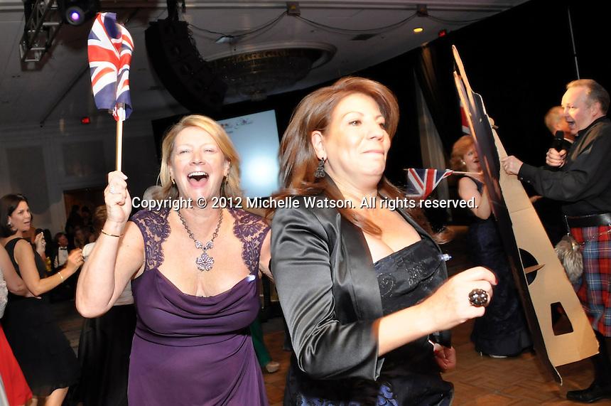 BABC Rock 'n Rule Gala at the Westin Galleria with Caledon & Fab 5