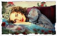 Princess Just Woke-up - Creative Photo-illustration.