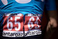 Mikel Landa (ESP/Movistar) <br /> <br /> Stage 16: Nimes to Nimes (177km)<br /> 106th Tour de France 2019 (2.UWT)<br /> <br /> ©kramon