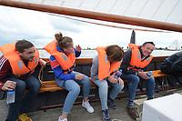ZEILEN: LANGWEER: 06-06-2019, Heerenveen Regatta, ©foto Martin de Jong