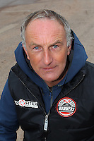 Jon Cook of Lakeside Hammers - Lakeside Hammers Speedway Press & Practice Day at Arena Essex Raceway - 20/03/15 - MANDATORY CREDIT: Gavin Ellis/TGSPHOTO - Self billing applies where appropriate - contact@tgsphoto.co.uk - NO UNPAID USE