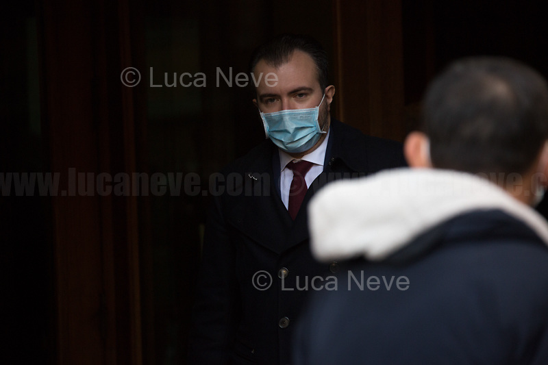 Riccardo Molinari MP (Delegation of Lega / League Party). <br />