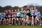 English Schools  x Country Cup Final. Range High School Formby UK 3.12.16