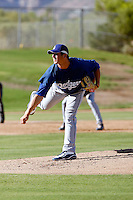 Ethan Martin - Los Angeles Dodgers 2009 Instructional League. .Photo by:  Bill Mitchell/Four Seam Images..