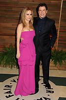 12 July 2020 - Actress and wife of John Travolta Kelly Preston dead at age 57 from breast cancer.02 March 2014 - West Hollywood, California - Kelly Preston, John Travolta. 2014 Vanity Fair Oscar Party following the 86th Academy Awards held at Sunset Plaza. Photo Credit: Byron Purvis/AdMedia