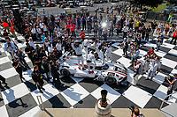 #55: Mazda Motorsports Mazda DPi, DPi: Harry Tincknell, Oliver Jarvis, Jonathan Bomarito