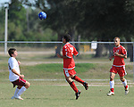 Highlights of semi-final and championship action between the Chicago Fire Juniors Louisiana (U-17) and teams from Hammond and Mandeville Soccer Club in the Midnight Madness Tournament played at Pelican Park.  The Chicago Fire Juniors LA battled Mandeville to a 0-0 tie in regulation and extra time and went on to capture the championship by a 4-3 shootout.