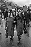 New Cross Fire Massacre March 1981 The Black People's Day of Action' march to the West End of London in protest at police inaction. 1980s UK. <br />
