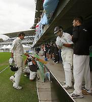 080325 International Test Cricket - NZ Black Caps v England