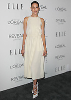 BEVERLY HILLS, CA, USA - OCTOBER 20: Michelle Monaghan arrives at ELLE's 21st Annual Women In Hollywood held at the Four Seasons Hotel on October 20, 2014 in Beverly Hills, California, United States. (Photo by Celebrity Monitor)