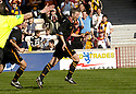 29/04/2006         Copyright Pic: James Stewart.File Name : sct_jspa15_motherwell_v_dunfermline.STEPHEN CRAIGAN  CELEBRATES AFTER HE SCORES MOTHERWELL'S SECOND...Payments to :.James Stewart Photo Agency 19 Carronlea Drive, Falkirk. FK2 8DN      Vat Reg No. 607 6932 25.Office     : +44 (0)1324 570906     .Mobile   : +44 (0)7721 416997.Fax         : +44 (0)1324 570906.E-mail  :  jim@jspa.co.uk.If you require further information then contact Jim Stewart on any of the numbers above.........