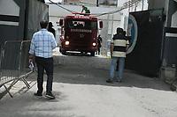 Rio de Janeiro (RJ), 29/01/2020 - Incendio atinge a Cadeia Publica de Benfica no Rio de Janeiro, nesta quarta-feira (29) no local estao presos varios politicos do Rio de janeiro como o ex- governador Sergio Cabral e o ex- presidente camara dos deputados do Rio de janeiro Jorge Picinne. (Foto: Celso Barbosa/Codigo 19/Codigo 19)