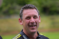 Jason Holland announced as new Hurricanes Super Rugby head coach at Rugby League Park in Wellington, New Zealand on Thursday, 19 december 2019. Photo: Dave Lintott / lintottphoto.co.nz