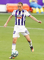 Real Valladolid's Nacho Martinez during La Liga match. July 11,2020. (ALTERPHOTOS/Acero)<br /> 11/07/2020<br /> Liga Spagna 2019/2020 <br /> Valladolid - Barcelona <br /> Foto Alterphotos / Insidefoto <br /> ITALY ONLY