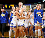 Gonzaga at South Dakota State University Women's Basketball