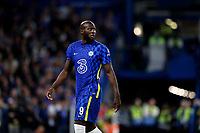 22nd September 2021; Stamford Bridge, Chelsea, London, England; EFL Cup football, Chelsea versus Aston Villa; Romelu Lukaku of Chelsea