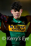 Oisín Maunsell, Kerry during the Munster Minor Semi-Final between Kerry and Cork in Austin Stack Park on Tuesday evening.