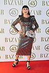 Rossy de Palma attends to II Harper's Bazaar Actitud 43 awards at Gunilla Club in Madrid, Spain. October 17, 2018. (ALTERPHOTOS/A. Perez Meca)