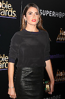 BEVERLY HILLS, CA - FEBRUARY 27: Nikki Reed at the 3rd Annual Noble Awards at the  Beverly Hilton Hotel in Beverly Hills, California on February 27, 2015. Credit: David Edwards/DailyCeleb/MediaPunch