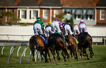MAY 15, 2021: Turf racing action at Pimlico Racecourse in Baltimore, Maryland on May 15, 2021. EversEclipse Sportswire/CSM