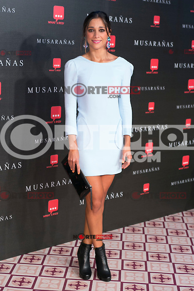 "Marian Hernandez attend the Premiere of the movie ""Musaranas"" in Madrid, Spain. December 17, 2014. (ALTERPHOTOS/Carlos Dafonte) /NortePhoto /NortePhoto.com"