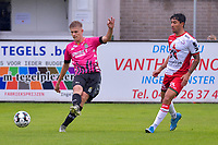 Martin Wasinski (31) of Sporting Charleroi pictured during a friendly soccer game between Zulte Waregem and Sporting Charleroi during the preparations for the 2021-2022 season , on Saturday 10 th of July 2021 in Ingelmunster , Belgium . PHOTO STIJN AUDOOREN   SPORTPIX