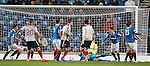 Steve Simonsen saves at the end to complete another clean sheet for Rangers