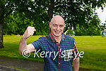 Tim Corcoran Killarney who was delighted to win the Kerry's Eye Staycation competition on Wednesday