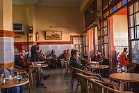 Africa,Morocco,Marrakech, tipical berber cafe