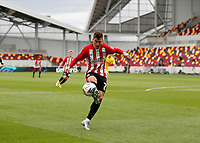 6th September 2020; Brentford Community Stadium, London, England; English Football League Cup, Carabao Cup, Football, Brentford FC versus Wycombe Wanderers; Sergi Canos of Brentford