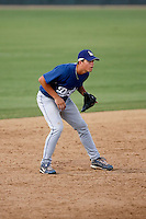 Jeff Hunt - Los Angeles Dodgers 2009 Instructional League. .Photo by:  Bill Mitchell/Four Seam Images..