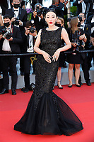 """CANNES, FRANCE - JULY 14: Jessica Wang at the """"A Felesegam Tortenete/The Story Of My Wife"""" screening during the 74th annual Cannes Film Festival on July 14, 2021 in Cannes, France.<br /> CAP/GOL<br /> ©GOL/Capital Pictures"""
