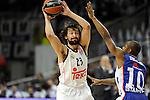 20150415 Euroleague Basketball Playoffs Real Madrid v Anadolu Efes