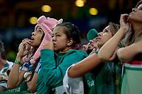 SÃO PAULO, SP 20.03.2019: PALMEIRAS-PONTE PRETA - Torcida. Palmeiras e Ponte Preta em jogo válido pela décima segunda rodada do campeonato paulista, no Allianz Parque, zona oeste da capital. (Foto: Ale Frata/Codigo19)