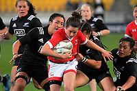 170609 International Women's Rugby Series - NZ Black Ferns v Canada