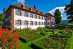 Deutschland, Baden-Wuerttemberg, Markgraefler Land, Schloss Buergeln | Germany, Baden-Wuerttemberg, Markgraefler Land, castle Buergeln