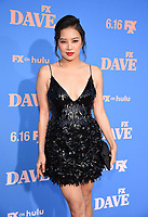 """LOS ANGELES, CA - JUNE 10: Christine Ko attends the Season Two Red Carpet event for FXX's """"DAVE"""" at the Greek Theater on June 10, 2021 in Los Angeles, California. (Photo by Frank Micelotta/FXX/PictureGroup)"""