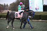 20 February 2009: Donimation before The Southwest at Oaklawn in Hot Springs, Arkansas