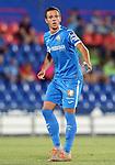 Getafe CF's Nemanja Maksimovic during friendly match. August 10,2019. (ALTERPHOTOS/Acero)