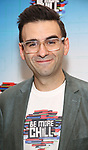 Joe Iconis attends the Meet & Greet for 'Be More Chill' at The Pershing Square Signature Center on June 8, 2018 in New York City.