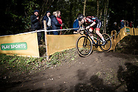 Laura Verdonschot (BEL/Pauwels Sauzen-Bingoal)<br /> <br /> Womens Race<br /> 42nd Superprestige cyclocross Gavere 2019<br /> <br /> ©kramon