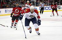 Richard Zednik (Panthers)<br /> New Jersey Devils vs. Florida Panthers<br /> *** Local Caption *** Foto ist honorarpflichtig! zzgl. gesetzl. MwSt. Auf Anfrage in hoeherer Qualitaet/Aufloesung. Belegexemplar an: Marc Schueler, Am Ziegelfalltor 4, 64625 Bensheim, Tel. +49 (0) 6251 86 96 134, www.gameday-mediaservices.de. Email: marc.schueler@gameday-mediaservices.de, Bankverbindung: Volksbank Bergstrasse, Kto.: 151297, BLZ: 50960101