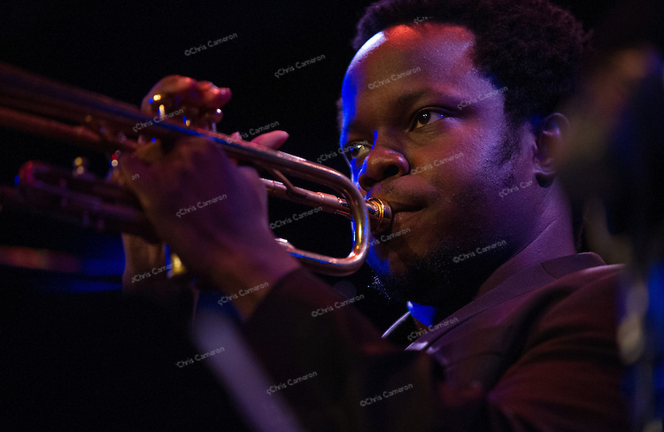 Ambrose Akinmusire plays Performance Works with his Quintet, June 27, 2014 TD Vancouver International Jazz Festival