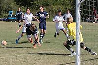 Lakewood Ranch, FL. - Sunday, December 6, 2015: U.S. Soccer Development Academy Winter Showcase and Nike International Friendlies at Premier Sports Campus.