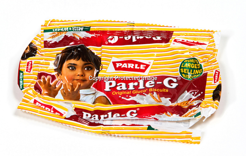 Parle-G biscuits, available absolutely everywhere in India. Always good to have a packed of these in your pocket
